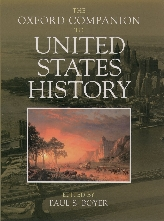 The Oxford Companion to United States History$