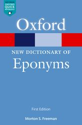 A New Dictionary of Eponyms$
