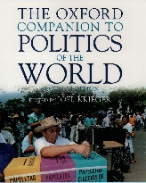 The Oxford Companion to Politics of the World$