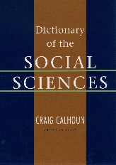 Dictionary of the Social Sciences - Oxford Reference