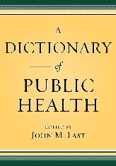 A Dictionary of Public Health$