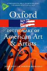 The Oxford Dictionary of American Art and Artists$
