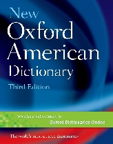 New Oxford American Dictionary$