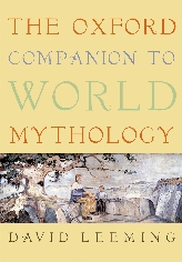 The Oxford Companion to World Mythology$