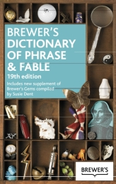 Brewer's Dictionary of Phrase & Fable$